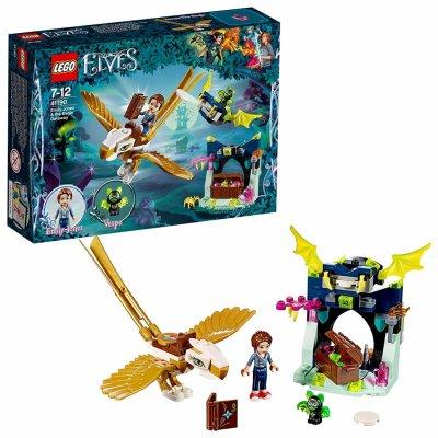 TOP 5. - Lego Elves 41190 Emily Jones a let na orlovi