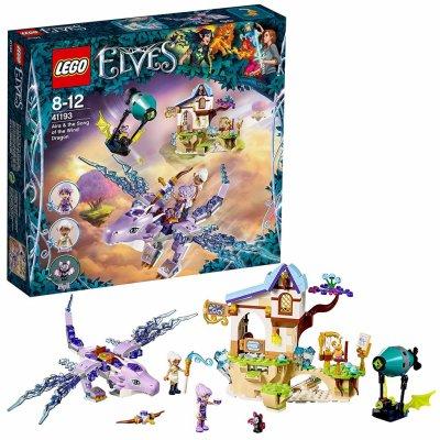 TOP 1. - Lego Elves 41193 Aira a pieseň veterného draka