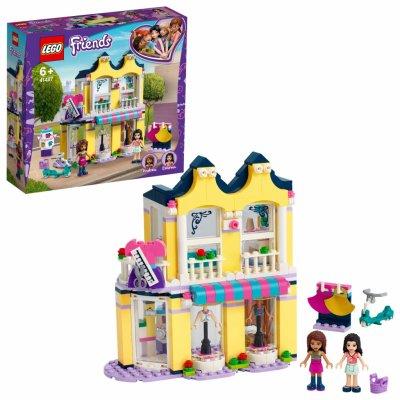 TOP 2. - Lego Friends 41427 Ema a jej obchod s módnymi doplnkami