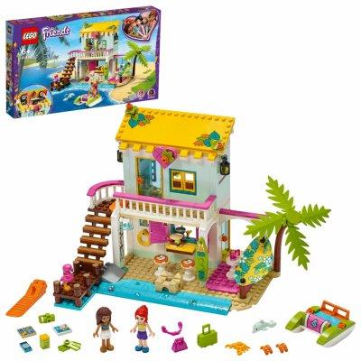 TOP 3. - Lego Friends 41428 Plážový domček