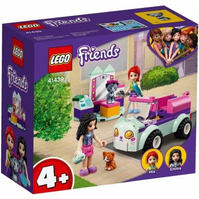 TOP 4. - Lego Friends 41439 Pojazdné mačacie kaderníctvo