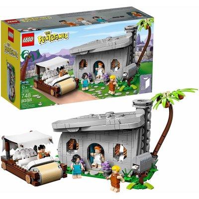 TOP 4. - Lego Ideas 21316 The Flintstones