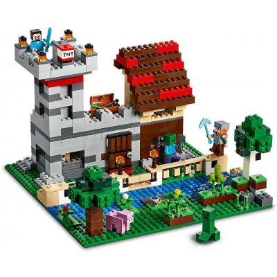 TOP 3. - Lego Minecraft 21161 Kreatívny box 3.0