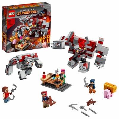 TOP 5. - Lego Minecraft 21163 Bitka o rudit