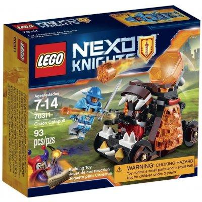 TOP 1. - Lego Nexo Knights 70311 Katapult Chaosu