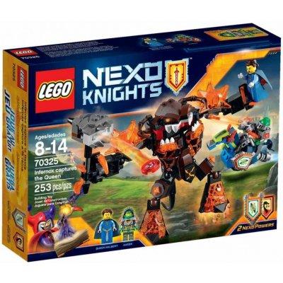 TOP 5. - Lego Nexo Knights 70325 Infermox