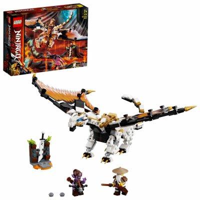 TOP 3. - Lego Ninjago 71718 Wu a jeho bojový drak