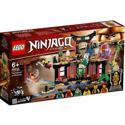 TOP 5. - Lego Ninjago 71735 Turnaj živlov