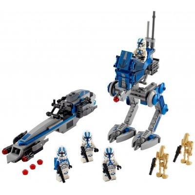 TOP 2. - Lego Star Wars 75280 Klonoví vojaci z 501. légie