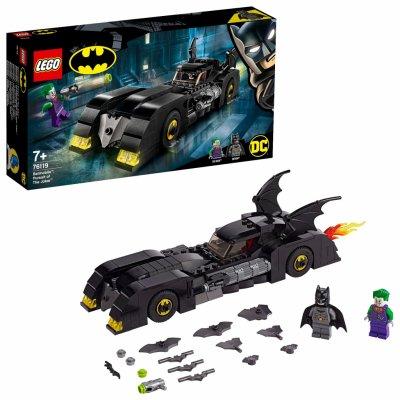 TOP 4. - Lego Super Heroes 76119 Batmobile: Pursuit of The Joker