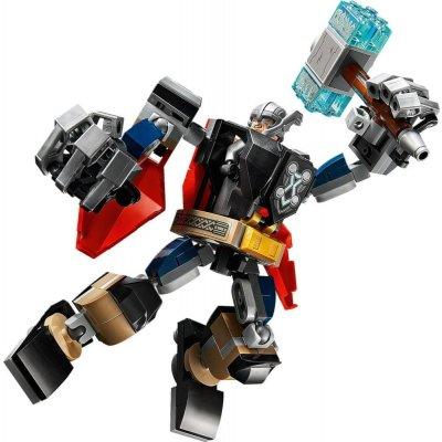 TOP 2. - Lego Super Heroes 76169 Thor v obrnenom robotovi