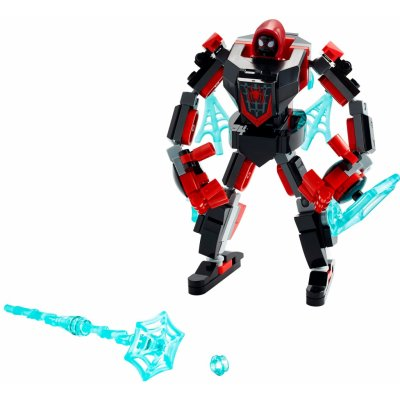 TOP 5. - Lego Super Heroes 76171 Miles Morales v obrnenom robotov