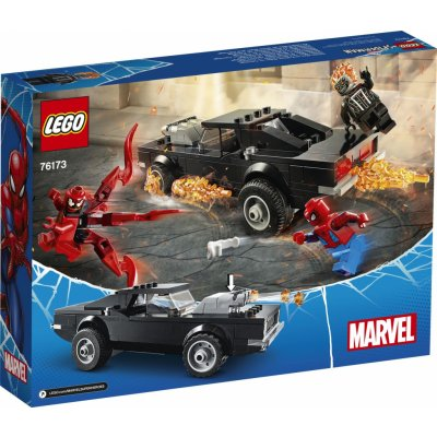 TOP 3. - Lego Super Heroes 76173 Spider-Man a Ghost Rider vs. Carnage