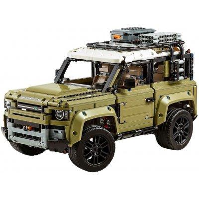 TOP 1. - Lego Technic 42110 Land Rover Defender