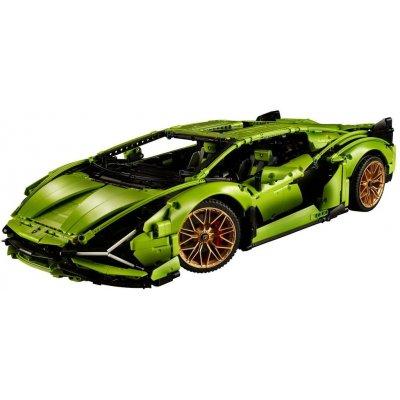 TOP 3. - Lego Technic 42115 Lamborghini Sian FKP 37