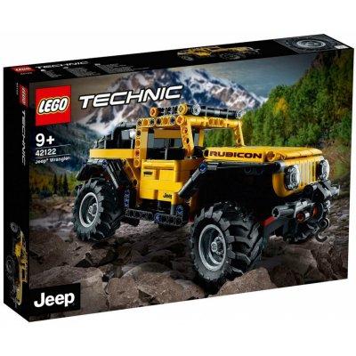 TOP 5. - Lego Technic 42122 Jeep Wrangler