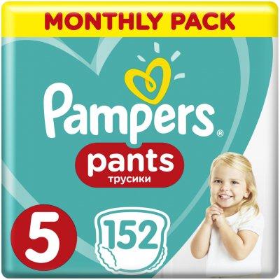 TOP 1. - Pampers Pants 5 11-18 kg 152 ks