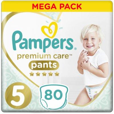TOP 5. - Pampers Premium Care Pants 5 JUNIOR 12-17 kg 80 ks