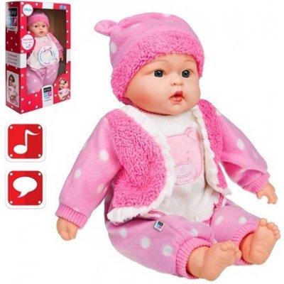 TOP 1. - PlayTo Slovensky hovoriaca a spievajúca bábika Marika 46 cm
