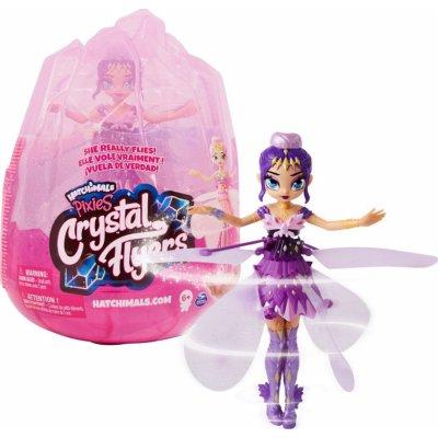 TOP 1. - Spin Master Hatchimals Létající bábika Pixie fialová