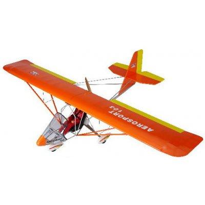 TOP 4. - Super Flying Model Aerosport 103 2.4m ARF oranžová 1:3