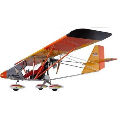 TOP 1. - Super Flying Model Aerosport 103 2.4m ARF žlutá 1:3