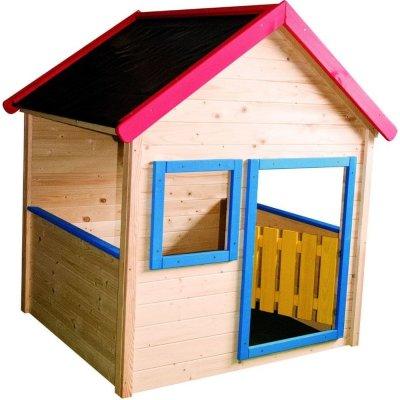 TOP 3. - Woody Záhradný domček s farebným lemovaním