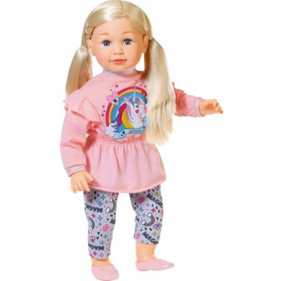 TOP 2. - Zapf Creation bábika Sally blondýna 63 cm
